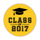 Graduation stickers 'Campus Champ' - 1.5