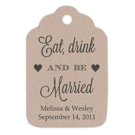 Wedding door hangers 'Beach Beauty'