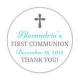 First communion stickers 'Basic Beauty' - 1.5