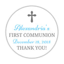 First communion stickers