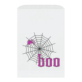 Halloween treat bags 'Scary Spider' - Purple - Dazzling Daisies