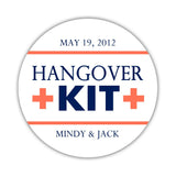 Hangover kit stickers - 1.5