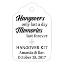 Hangover kit tags - Lavender - Dazzling Daisies