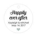Happily ever after tags - Sage - Dazzling Daisies