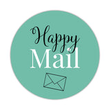 Happy mail stickers 'Elegant Envy' - Ocean - Dazzling Daisies