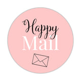 Happy mail stickers 'Elegant Envy' - Blush - Dazzling Daisies