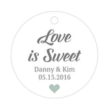 Love is sweet tags - Sage - Dazzling Daisies