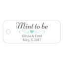 Mint to be tags - Aquamarine - Dazzling Daisies