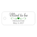 Mint to be tags - Green - Dazzling Daisies