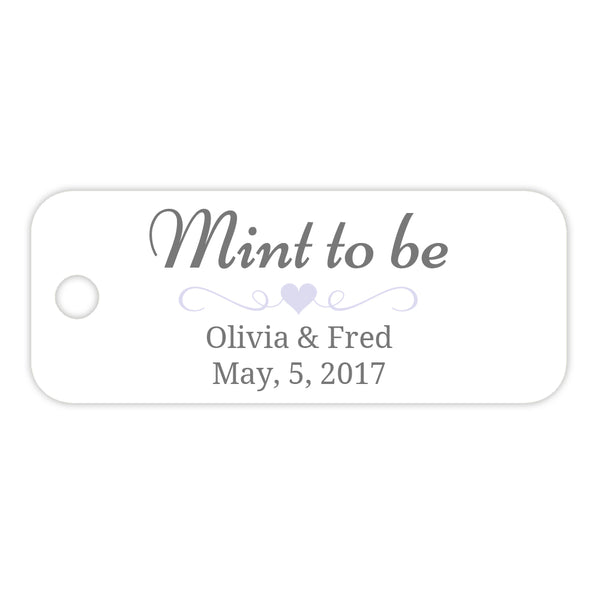 Mint to be tags - Lavender - Dazzling Daisies