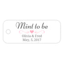 Mint to be tags - Pink - Dazzling Daisies