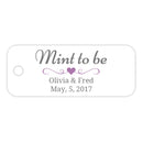 Mint to be tags - Plum - Dazzling Daisies