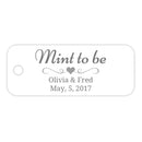 Mint to be tags - Silver - Dazzling Daisies
