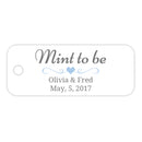 Mint to be tags - Steel blue - Dazzling Daisies