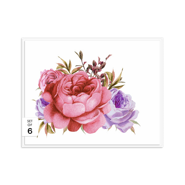 Floral note cards 'Bold Details' -  - Dazzling Daisies