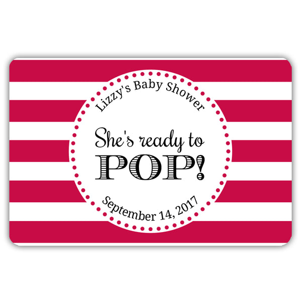 Ready to pop stickers 'Popping Stripes' -  - Dazzling Daisies