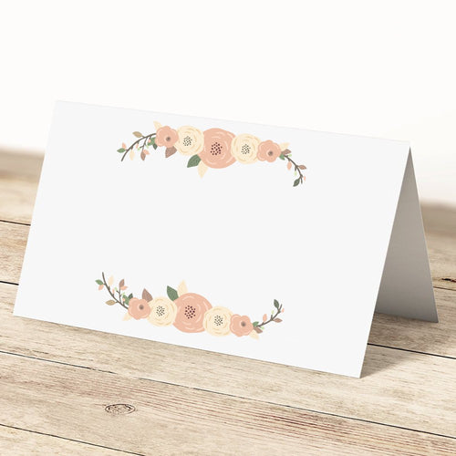 Floral place cards -  - Dazzling Daisies