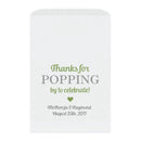 Thanks for popping by bags - Olive - Dazzling Daisies