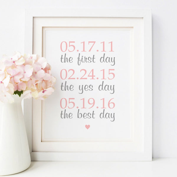 The first day sign -  - Dazzling Daisies