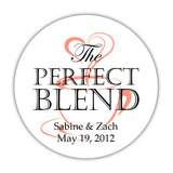 The perfect blend stickers - 1.5
