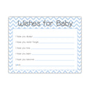 Wishes for baby cards