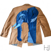 Load image into Gallery viewer, Elephant Blazer