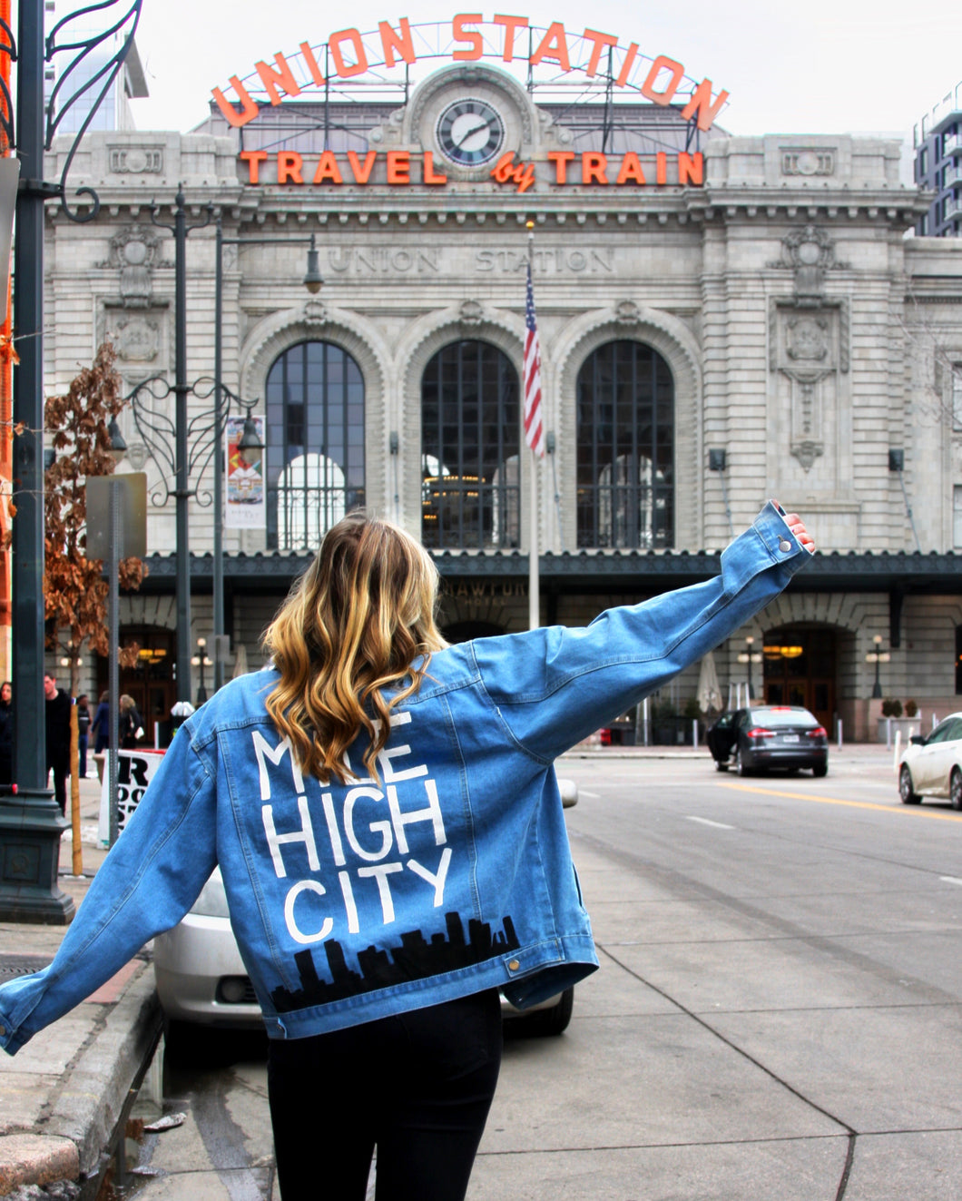Mile High City Jacket
