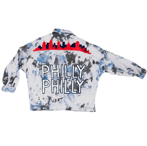 Tie Dye Philly Jacket