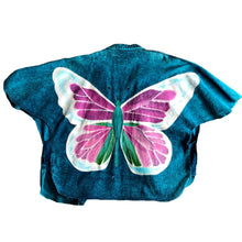 Load image into Gallery viewer, Butterfly Poncho
