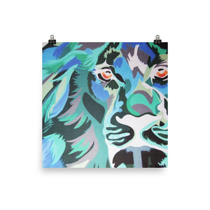 Avatar Glossy Photo paper poster