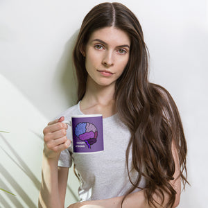 Purple Chiari Mug