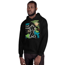 Load image into Gallery viewer, Green Form Unisex Hoodie