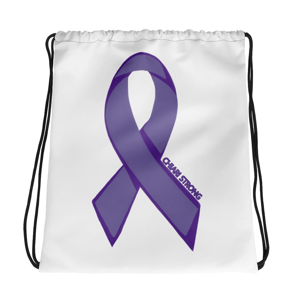 Chiari Drawstring bag