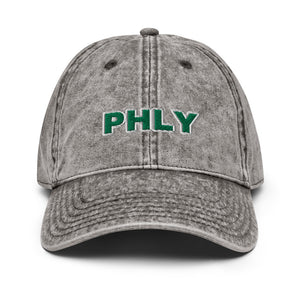 PHLY Vintage Cotton Twill Cap