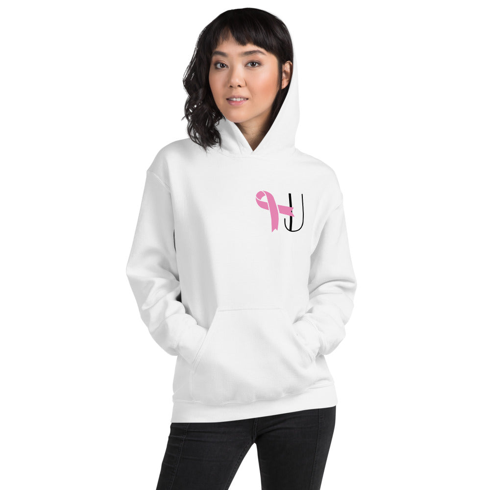 HJ Ribbon Hooded Sweatshirt