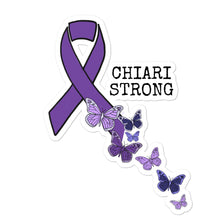 Load image into Gallery viewer, Chiari strong Bubble-free stickers