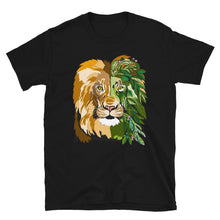 Load image into Gallery viewer, Garden Lion Short-Sleeve Unisex T-Shirt