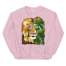 Load image into Gallery viewer, Garden Lion Unisex Sweatshirt
