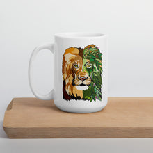 Load image into Gallery viewer, Garden Lion Mug
