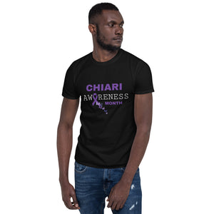 Chiari awareness Short-Sleeve Unisex T-Shirt