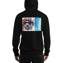 Load image into Gallery viewer, Visionary Lion Hooded Sweatshirt