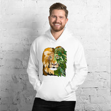 Load image into Gallery viewer, Front Garden Lion Unisex Hoodie