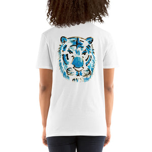 Blue Tiger UNISEX Short-Sleeve T-Shirt