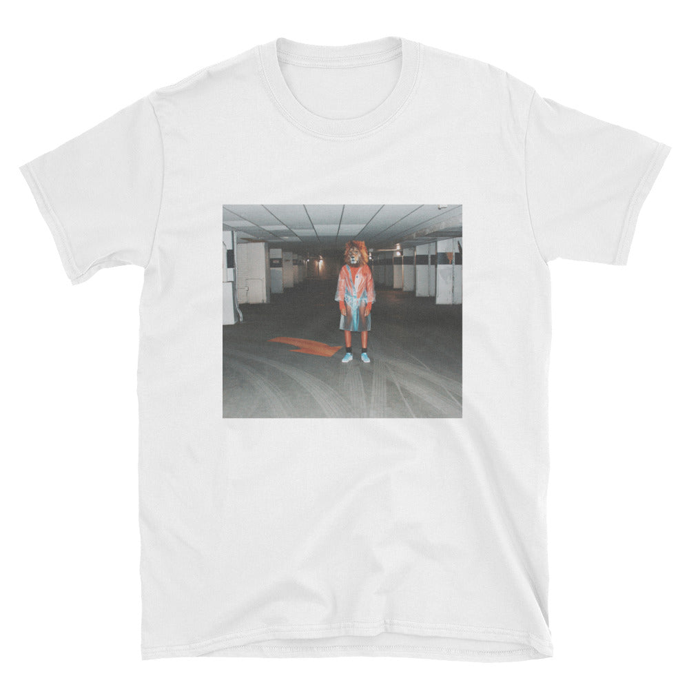 Mask Short-Sleeve Unisex T-Shirt