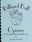 Billard Ball Opener - E-Book -