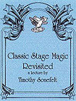 Classic Stage Magic Revisited E-book -
