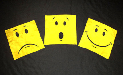Emoticon Silks -