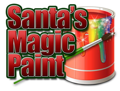 Santa's Magic Paint -  - 1