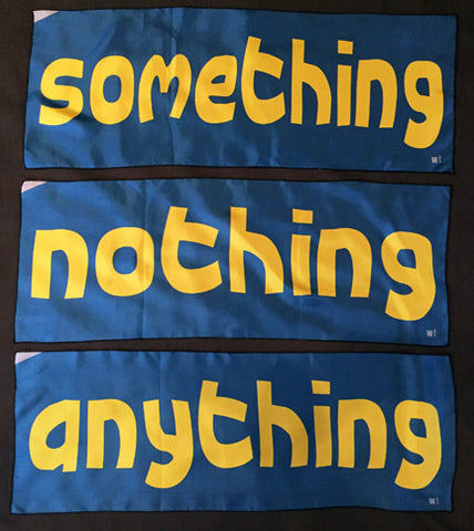 Something Nothing Anything -