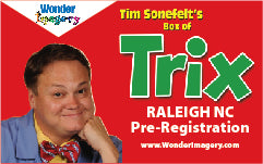 RALEIGH Box of Trix Lecture Registration
